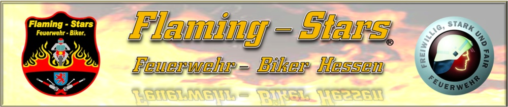 Banner Flaming-Stars Hessen